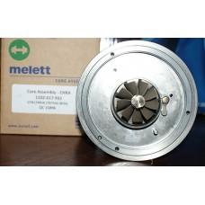 Сердцевина для ремонта турбины Ford Transit 2.2TDCI 787556-0016 GTB1749VK Melett