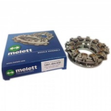 Геометрия турбины VOLKSWAGEN CRAFTER 2.5 TDI 136/163 HP 49377-00500 melett