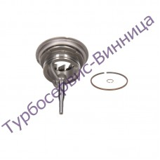 Геометрия турбины VNT GT17-1