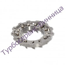 Геометрия турбины VNT GTB2260